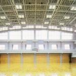 体育施設の画像です。