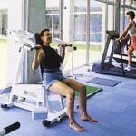 トレーニング室の画像です。