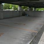 身障者用駐車場(市役所側4台)